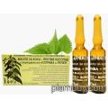 Ампули против косопад с масло от коприва и репей - Ауриметрия